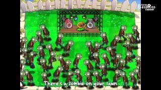 Plants VS Zombies 26 Растения Против Зомби