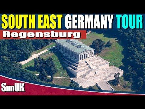 Fernbus Simulator South East Tour Nurnburg to Regensburg