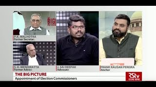 The Big Picture - Election Commission: Collegium System & Appointments