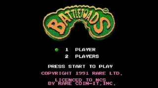 Pause Battletoads Music Extended