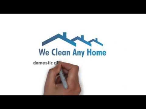 We Clean Any Home Domestic & Commercial Cleaning Services