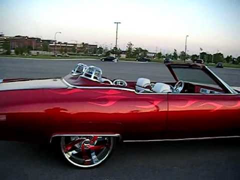The 1971 Cadillac Coupe Deville Youtube