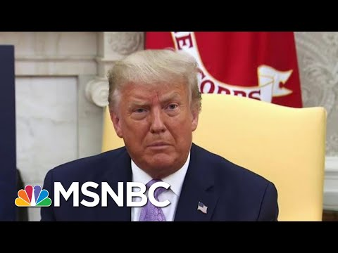 Trump's Fear And Rage Exposed:  Bob Woodward On Trump's Mentality And Lies | MSNBC