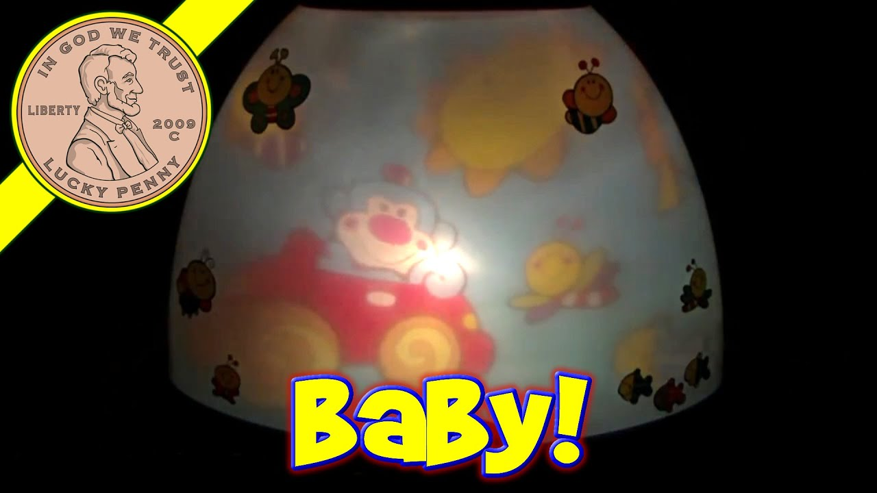 Red Night Light For Nursery Playskool Dreamland Musical Soother Baby Room Nursery