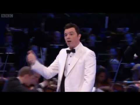 Seth MacFarlane singing Ya Got Trouble from BBC Proms 2012 - Broadway Sound