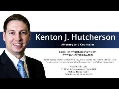 ⭐️Attorney Kenton Hutcherson live on the radio in Lansing | 11/22/16