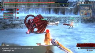 God Eater Resurrection RANK 08 STORY MISSION 67 Dog Mines Gameplay (STEAM)