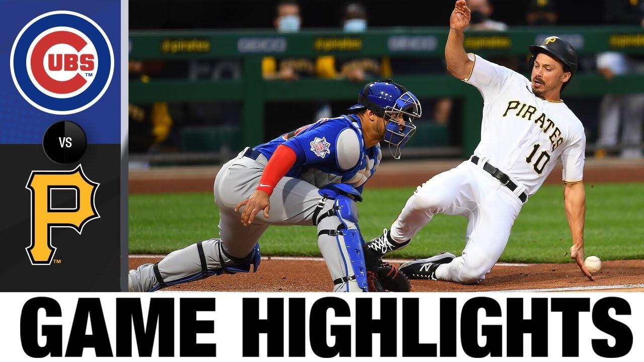 Download Cubs vs. Pirates Game Highlights (4/10/21)   MLB Highlights