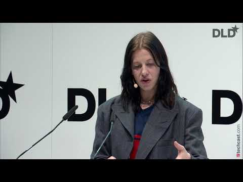 For The Grace Of Thoughts (Anne Imhof, artist, & Hans Ulrich Obrist, curator)   DLD 18