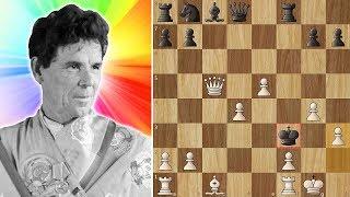 Never Go Aggressive against Rashid Nezhmetdinov