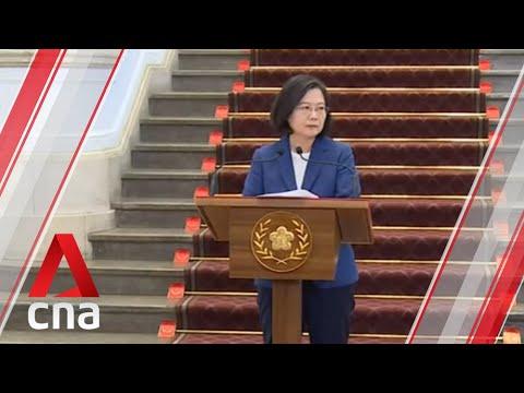 Download Taiwan President Tsai Ing-wen gets nod to seek re-election