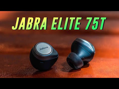 Why is this so expensive? | Jabra Elite 75t first impressions