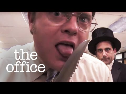 Best Intro Ever // The Office US