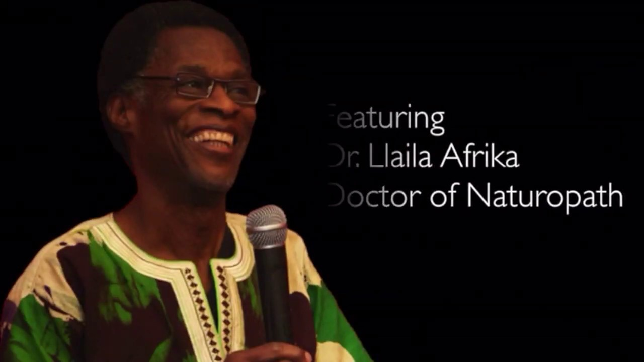 REST IN POWER TO DR Llaila AFRIKA TRIBUTE