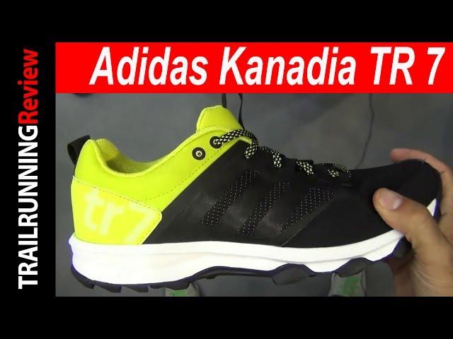 separation shoes 84163 3e6ff Adidas Kanadia TR 7 VS Salomon SpeedCross 4 - TRAILRUNNINGReview.com