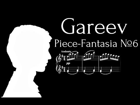 Gareev Artem - Piece-Fantasia №6 in E minor