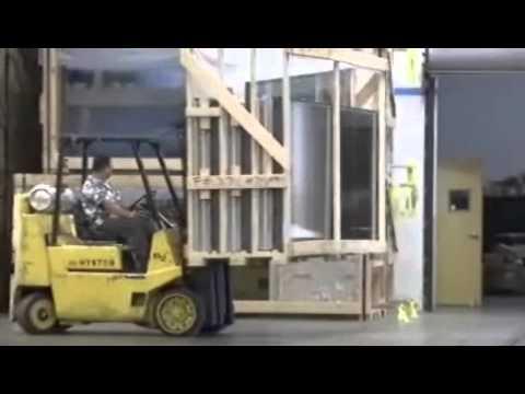 Benson Ind. fabricating 1 WTC cladding