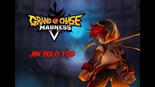 Grand Chase Madness - Solo TOD run with Jin