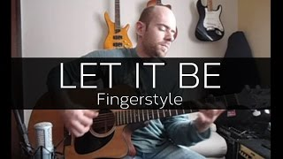 Baixar Let it Be (Beatles) - Acoustic Guitar Solo Cover (Violão Fingerstyle)