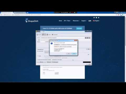 How To Exchange Bitcoin On Shapeshift