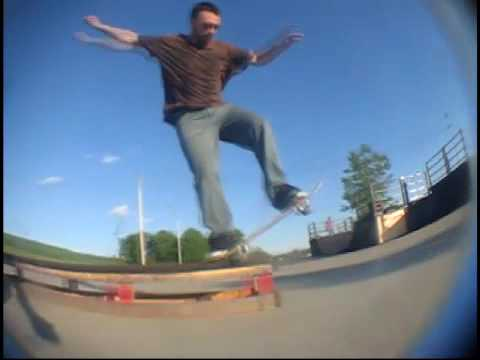 Joe Whiteman - Invasion Skateboards