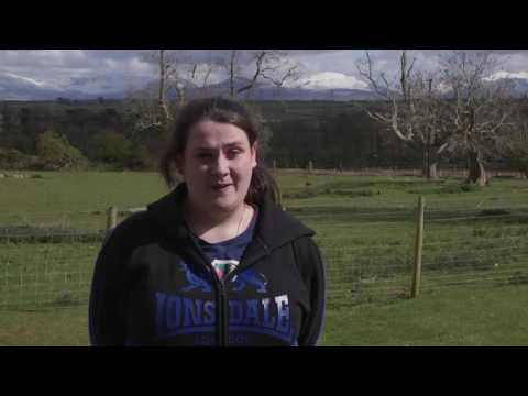 Jaynaya Jones, Health and Social Care - Coleg Menai