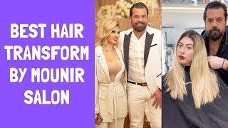 Best Hair Transformation by Mounir Salon | New Best Hairstyles Tutorial 2018 | Nuevo mejor tutorial