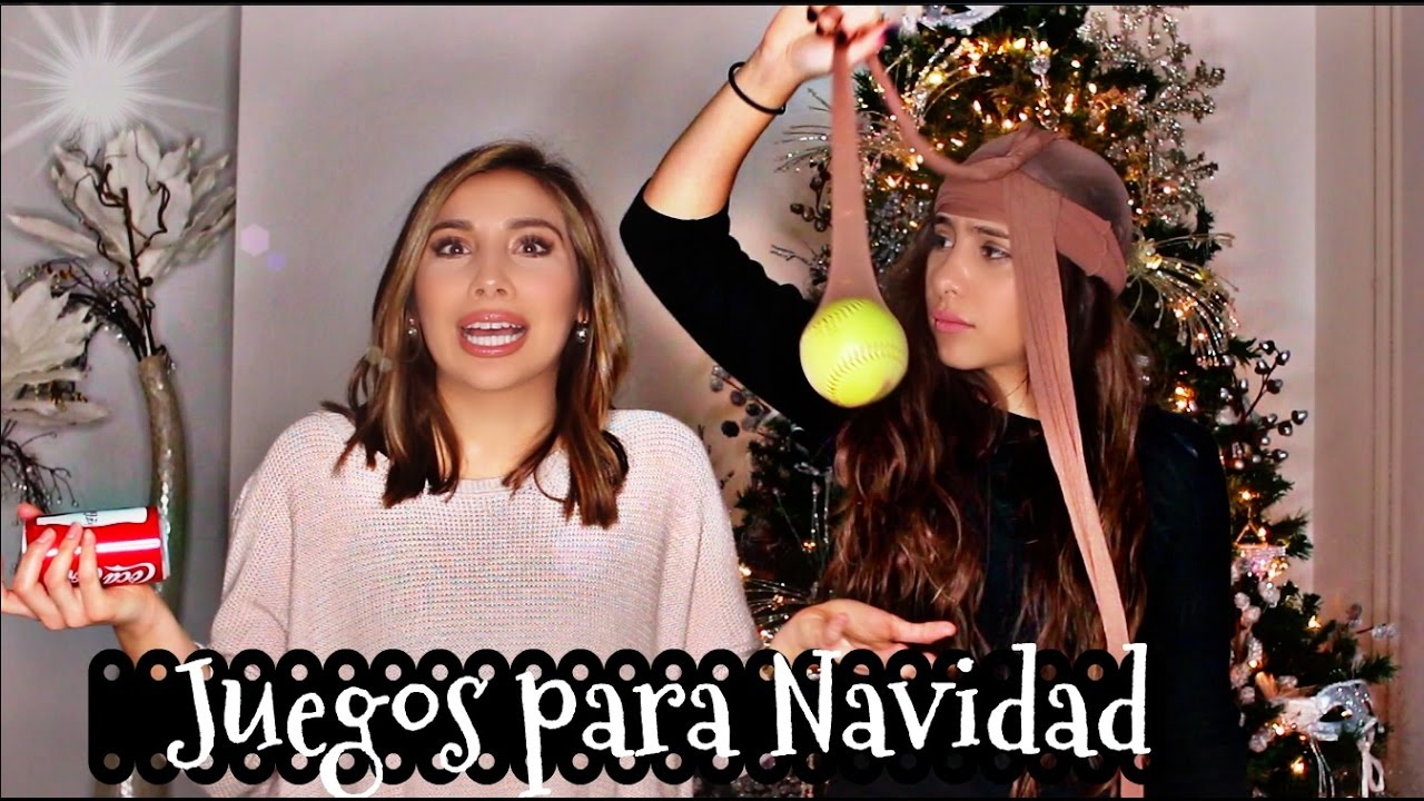 Juegos Para Navidad Youtube