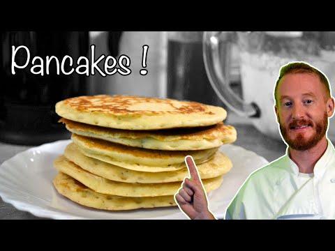 délicieux-pancakes-🥞-[recette-facile]-🤤