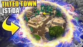 Tilted Town IS DA - Patch Notes and New Automatic Sniper | Fortnite Season 10 German