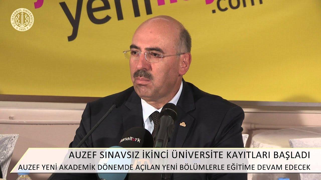 Istanbul üniversitesinden Sınavsız Ikinci Diploma Fırsatı Youtube