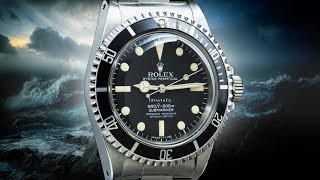 Why The Rolex 5512 Is The Most Beautiful Submariner Ever Made