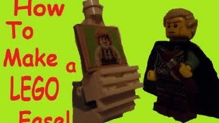 How To Make 'ems: Lego Easel