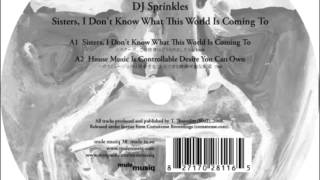 DJ Sprinkles -  Grand Central, Pt. I (Deep Into The Bowel Of House) (MCDE Raw Mix)