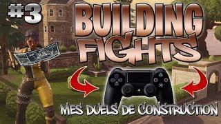 FORTNITE - MES DUELS DE CONSTRUCTION (BUILDFIGHTS) #3
