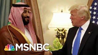 Senators Get Tough On MBS, But Will President Donald Trump listen? | Morning Joe | MSNBC