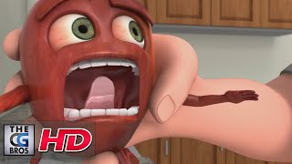 cgi 3d animated short films hd fruits n veg show by thomas thistlethwaite 3ds