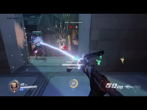 RIP Instantaneous Resurrection -Savftw Overwatch Total Mayhem*