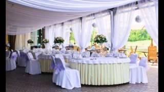Банкет в шатре от Свадебного агентства FAMILY