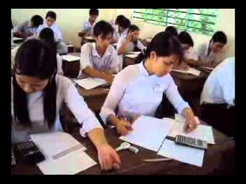 Truong THPT Vinh Binh lop 12A3 nam hoc 2009-2010