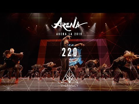 [3rd Place] 220 | Arena LA 2019 [@VIBRVNCY Front Row 4K]