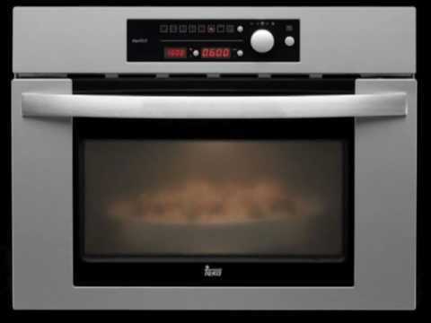 Hornos microondas teka para cocina youtube for Hornos para cocina precios