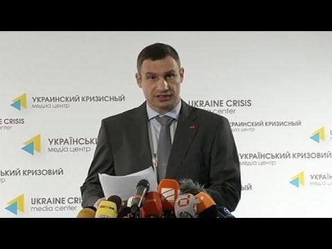 Ukraine crisis: Klitschko warns of 'humanitarian disaster' in Crimea