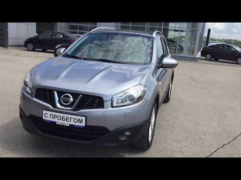 Купить Nissan Qashqai (Ниссан Кашкай) 2012 г. с пробегом бу в Саратове Автосалон Элвис Trade In