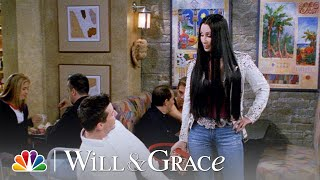 Jack Meets Cher - Will & Grace