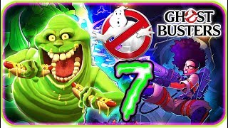Ghostbusters 2016 Walkthrough Part 7 (PS4, XB1, PC) Co-Op No Commentary