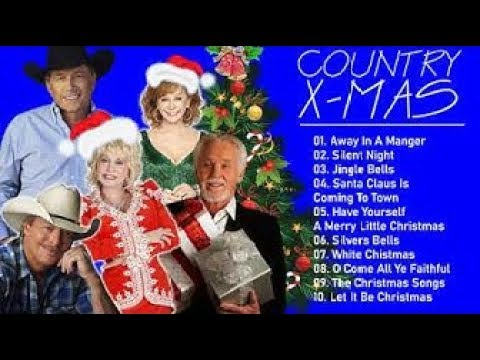Classic Country Christmas Songs Ever - Best Christmas Songs 2019 CMA Country Christmas 2020 ...