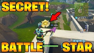 Secret Battle Star Week 1! Fortnite Season 4