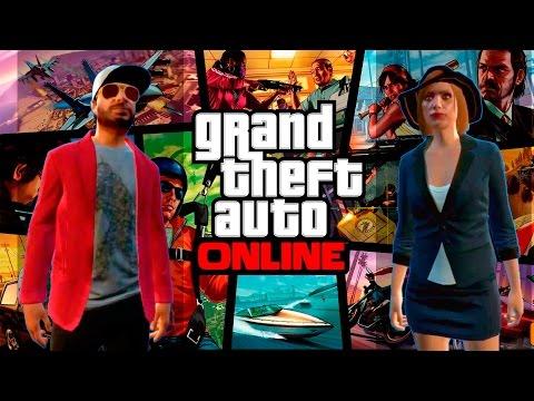 Смена пола и внешности персонажа ► GTA Online: Видео инструкция