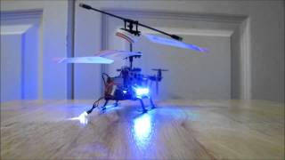 JXD 335 IR RC Helicopter/LITEHAWK won